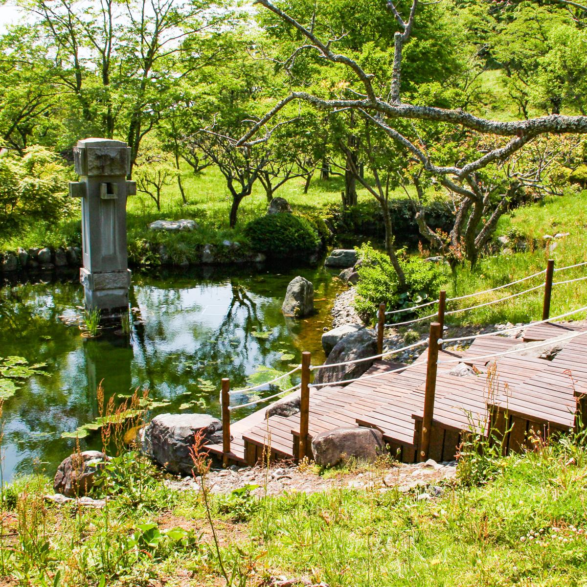 辻村植物公園について